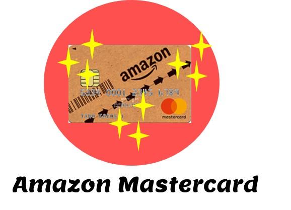 Amazon Mastercard説明画像