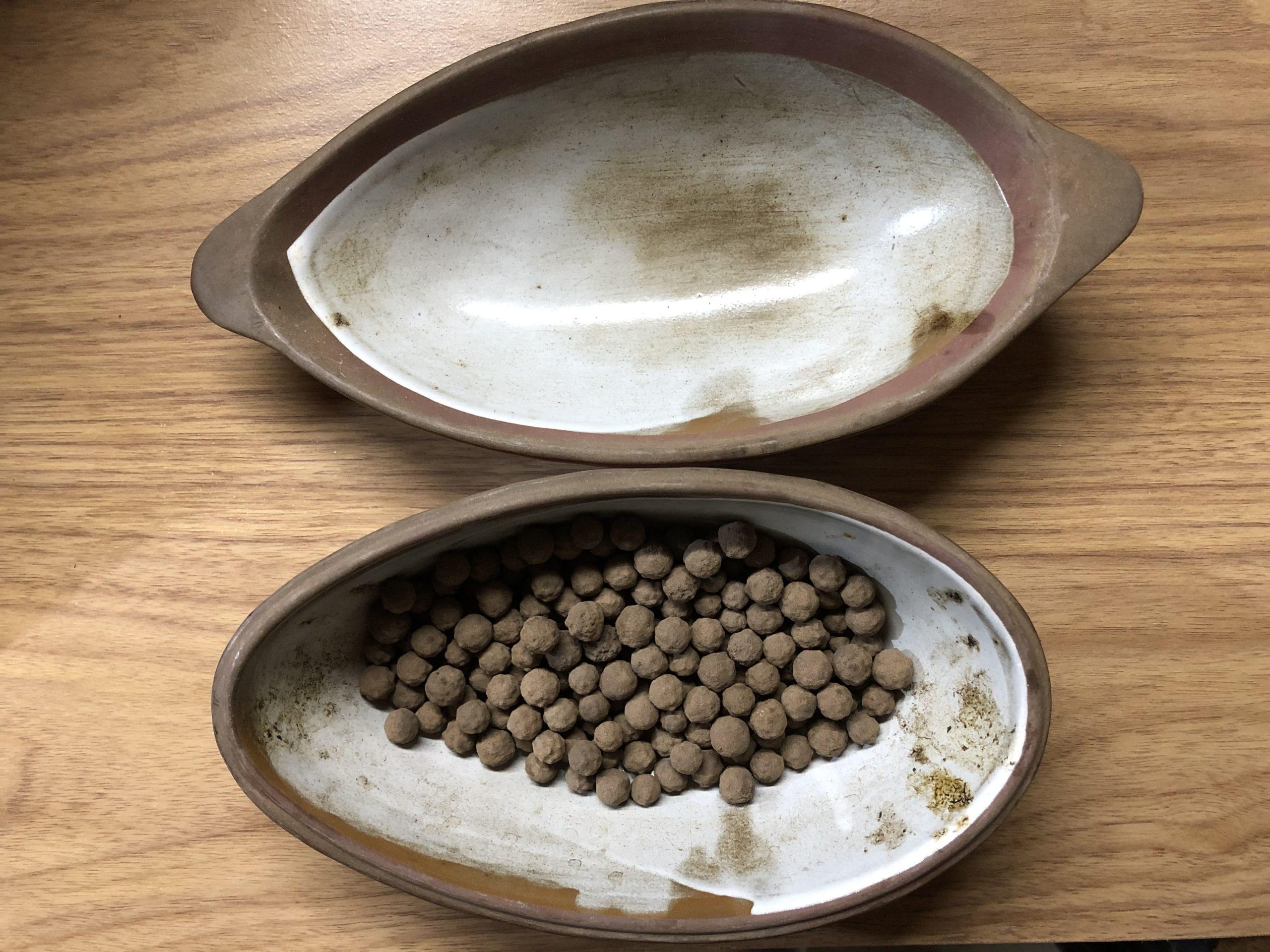 サツマイモ焼きキットの画像